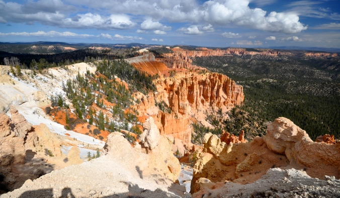 Rainbow Point, Bryce Canyon State Park