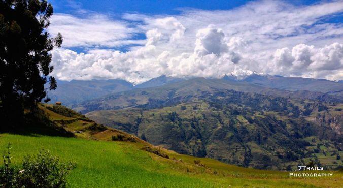 The Cordillera Negra