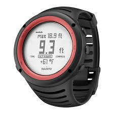 Suunto Core in Lava Red